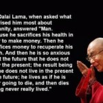 Could the Dalai Lama be a heart doctor?