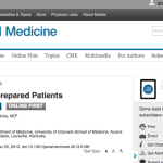 First ever invited commentary in a medical journal — JAMA-IM