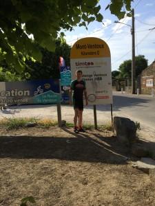 Kilometer 0 - Ventoux