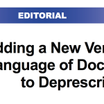 To deprescribe…Adding a new verb to the language of doctoring
