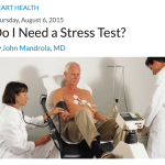 Should you get a cardiac stress test?
